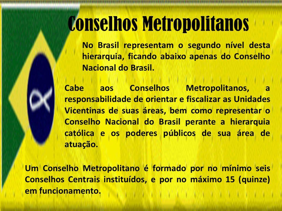 Conselhos Metropolitanos