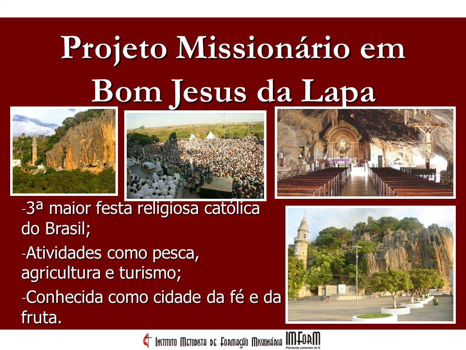 Projeto Missionário em