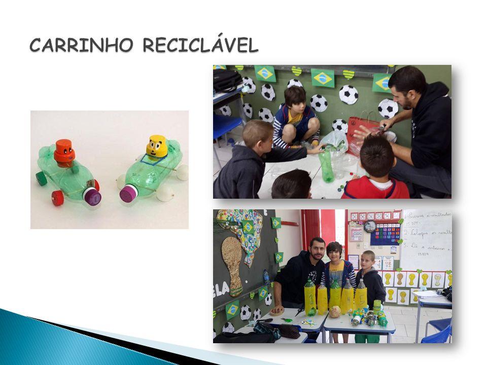 CARRINHO RECICLÁVEL