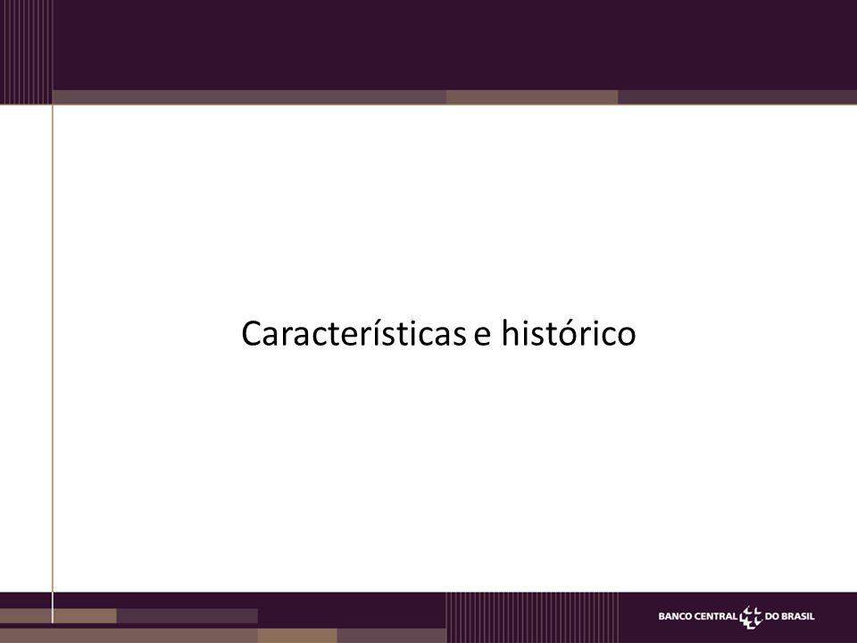Características e histórico
