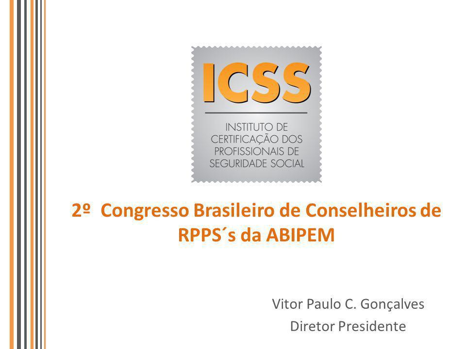 2º Congresso Brasileiro de Conselheiros de RPPS´s da ABIPEM
