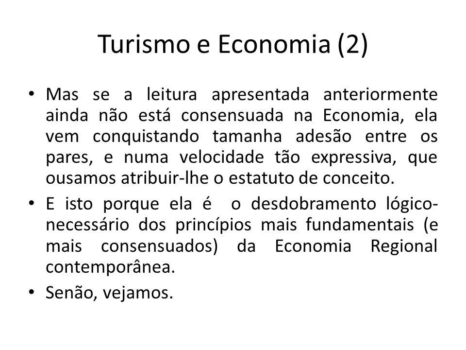 Turismo e Economia (2)