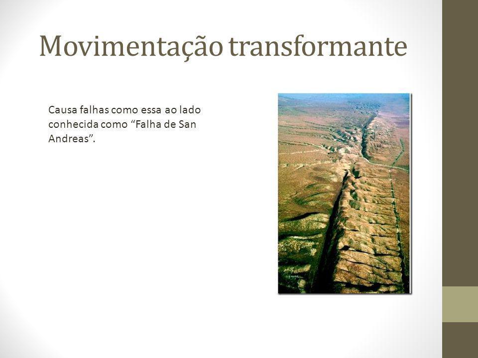 Movimentação transformante