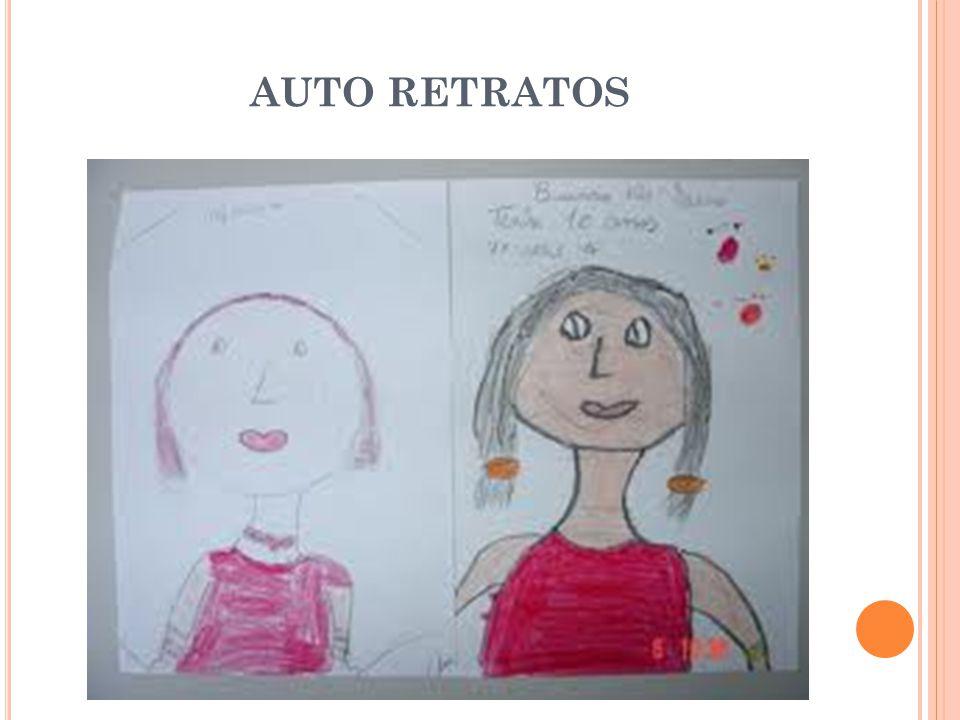 AUTO RETRATOS