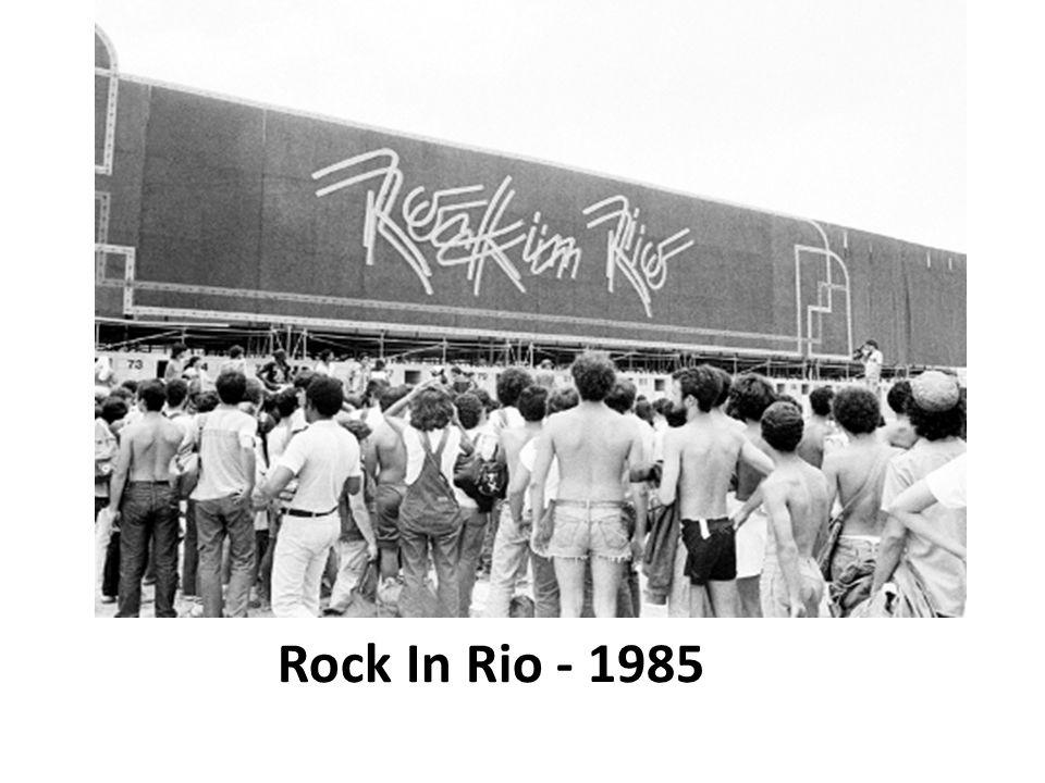 Rock In Rio - 1985