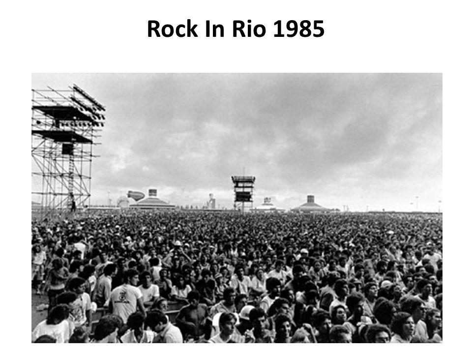 Rock In Rio 1985