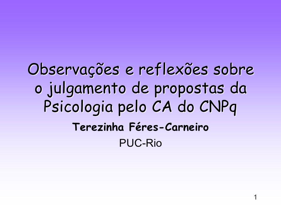 Terezinha Féres-Carneiro PUC-Rio