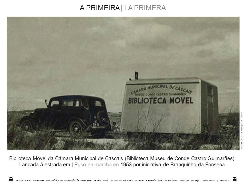 A PRIMEIRA | LA PRIMERA  AHMC/ Câmara Municipal de Cascais.