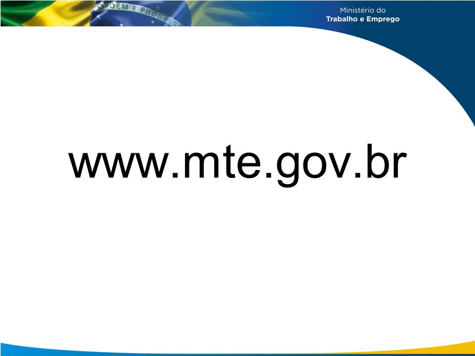 www.mte.gov.br