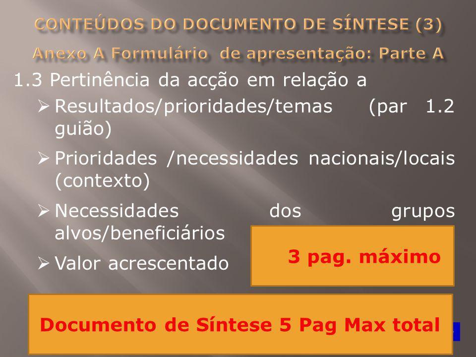 Documento de Síntese 5 Pag Max total