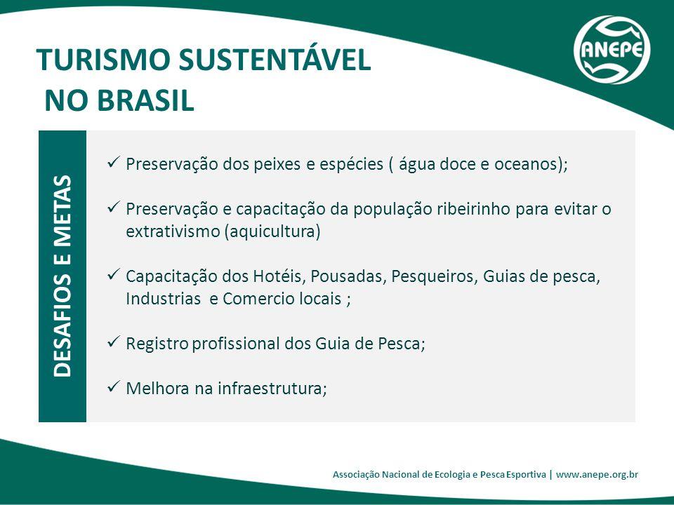 TURISMO SUSTENTÁVEL NO BRASIL DESAFIOS E METAS