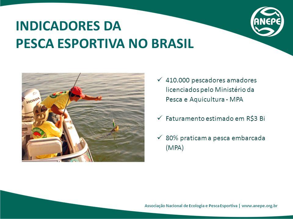 PESCA ESPORTIVA NO BRASIL