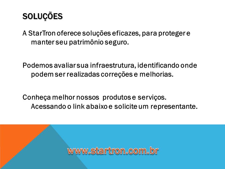 www.startron.com.br Soluções