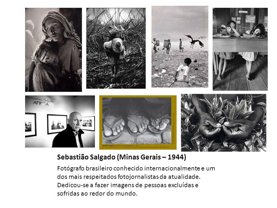 Sebastião Salgado (Minas Gerais – 1944)