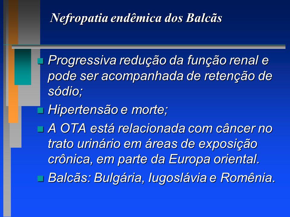 Nefropatia endêmica dos Balcãs