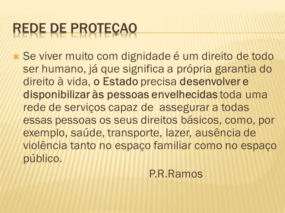 REDE de PROTEÇAO