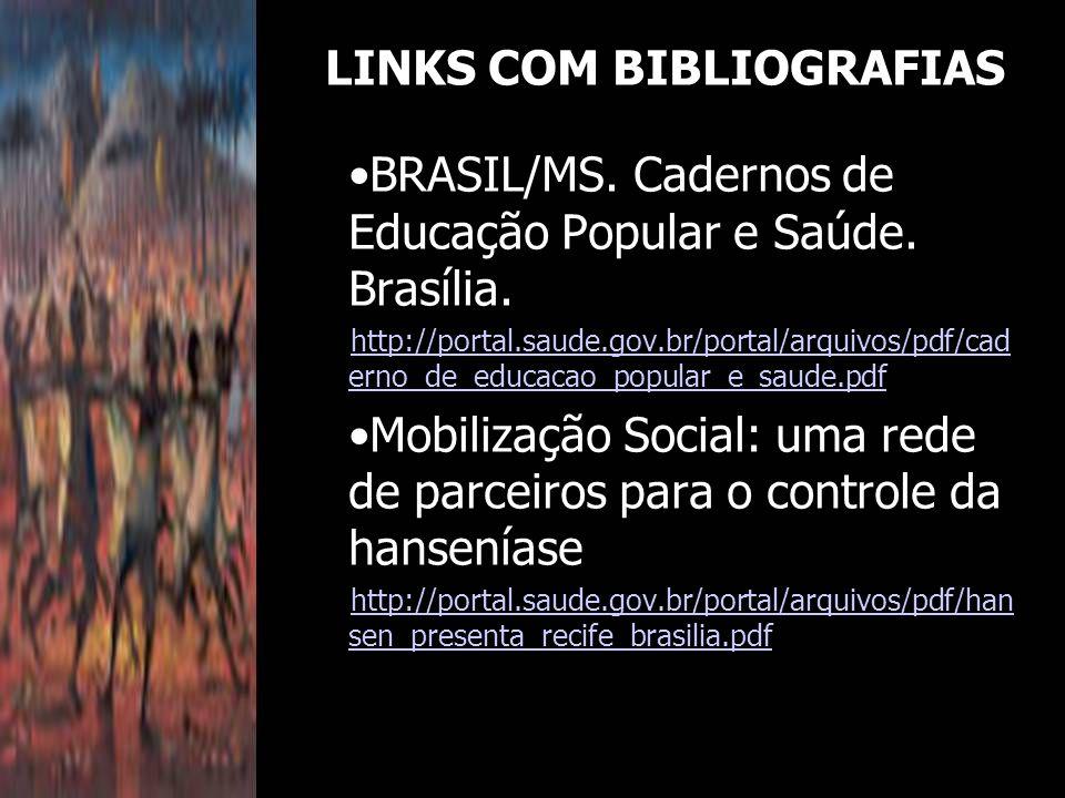 LINKS COM BIBLIOGRAFIAS