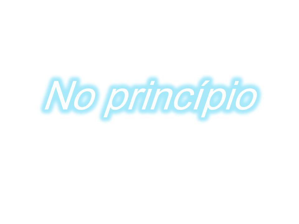 No princípio