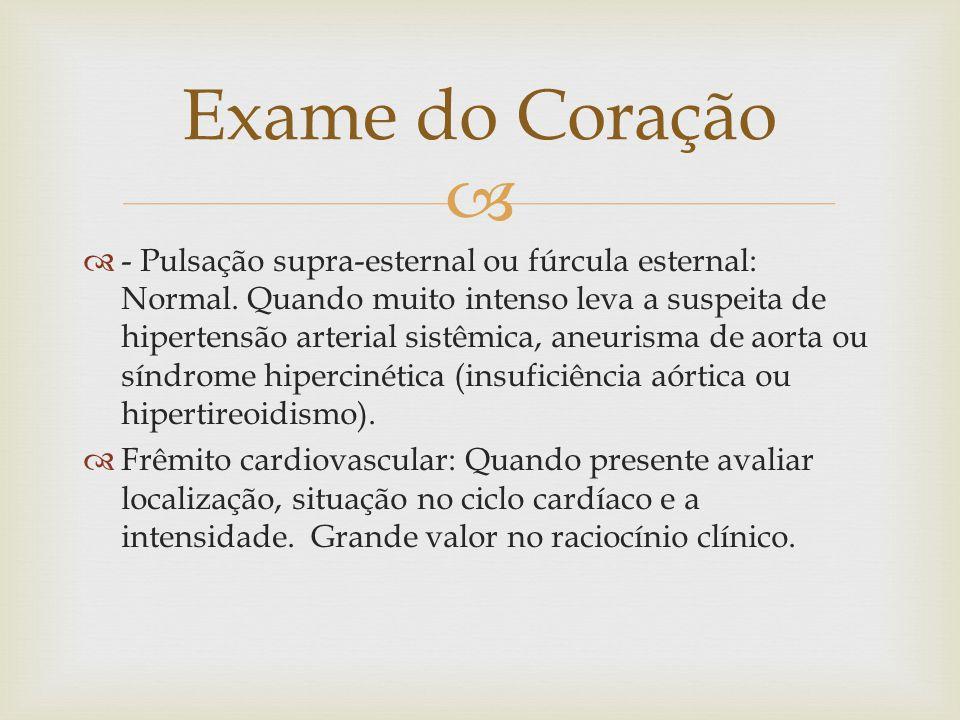 Exame do Coração