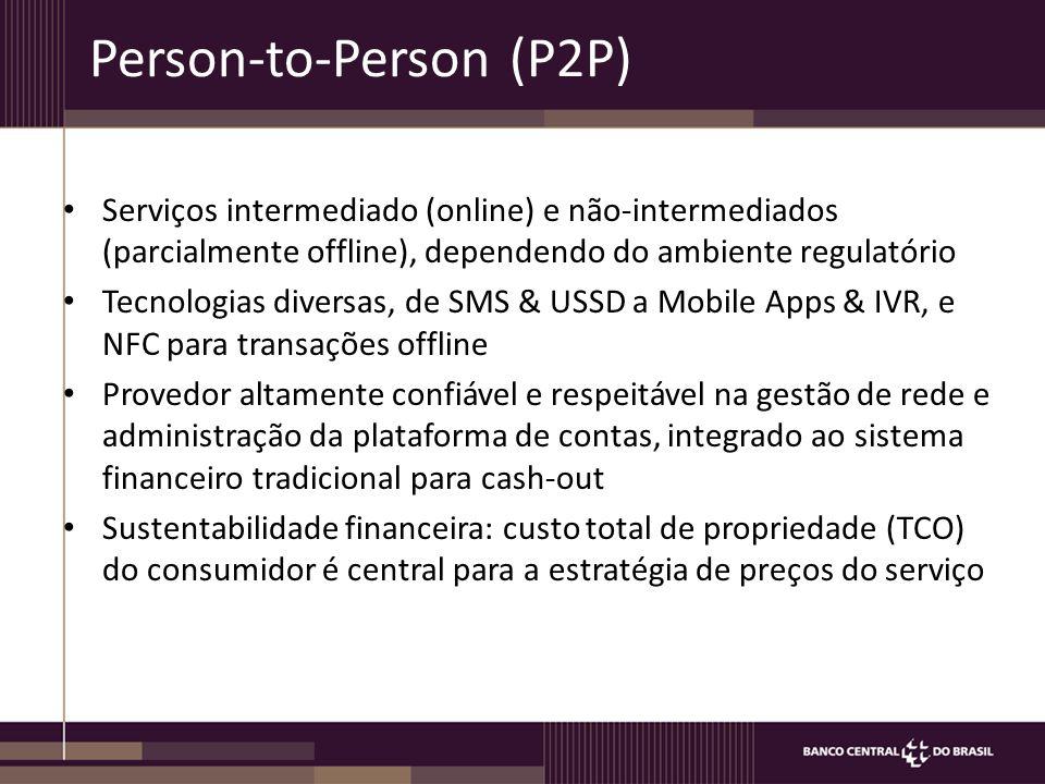 Person-to-Person (P2P)