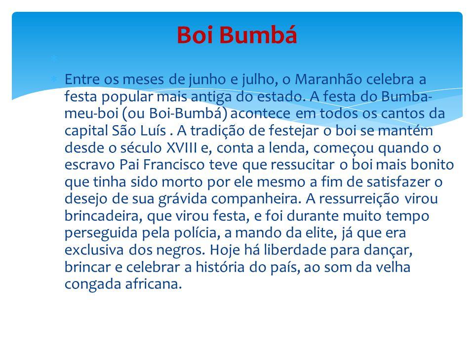 Boi Bumbá
