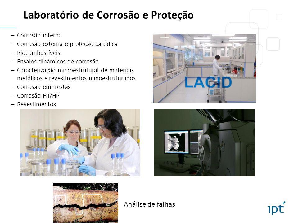 Laboratório de Corrosão e Proteção