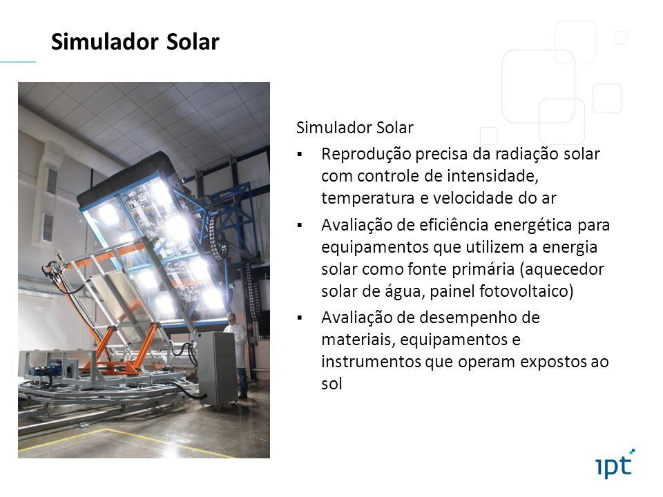 Simulador Solar Simulador Solar
