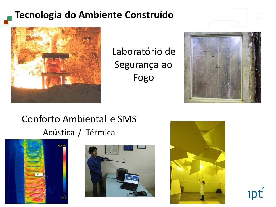 Tecnologia do Ambiente Construído