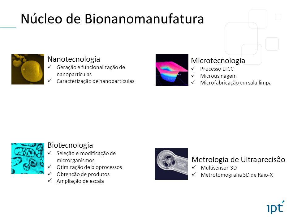 Núcleo de Bionanomanufatura