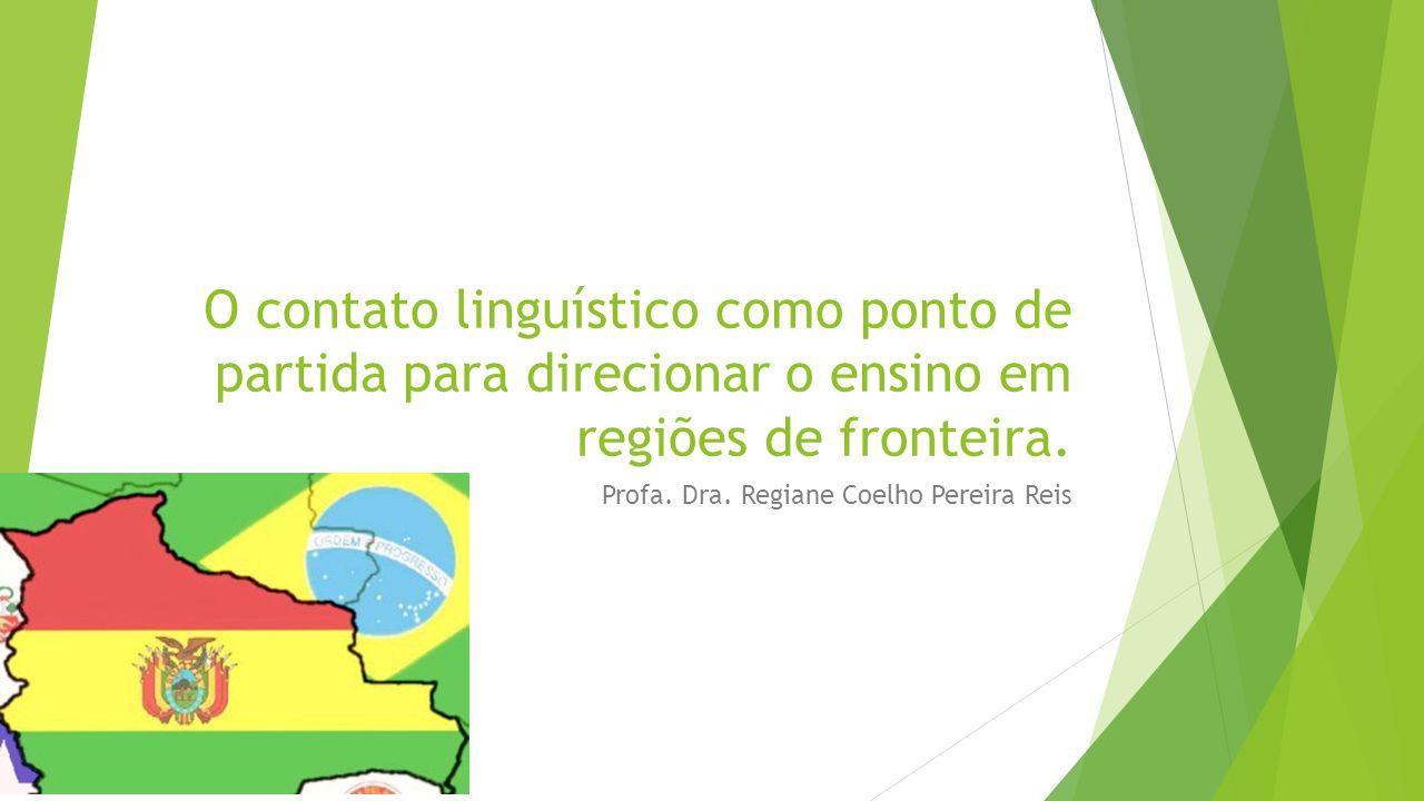 Profa. Dra. Regiane Coelho Pereira Reis