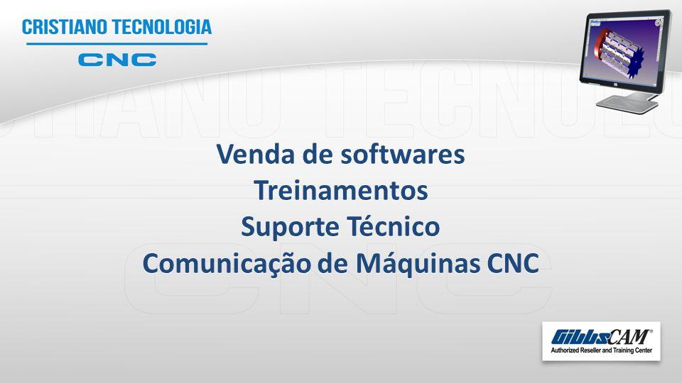 Comunicação de Máquinas CNC