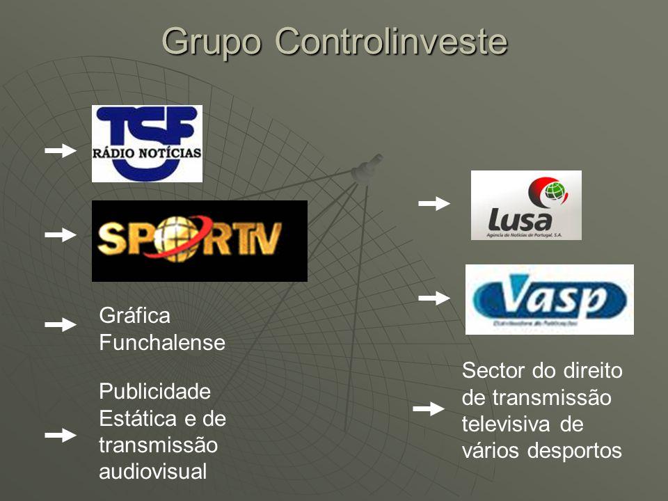 Grupo Controlinveste Gráfica Funchalense