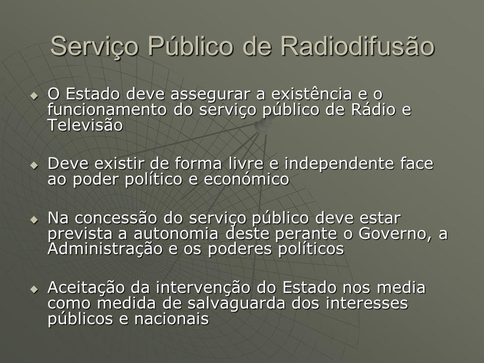 Serviço Público de Radiodifusão