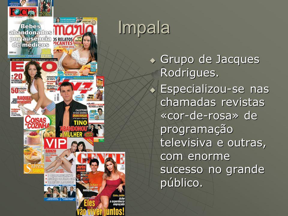 Impala Grupo de Jacques Rodrigues.