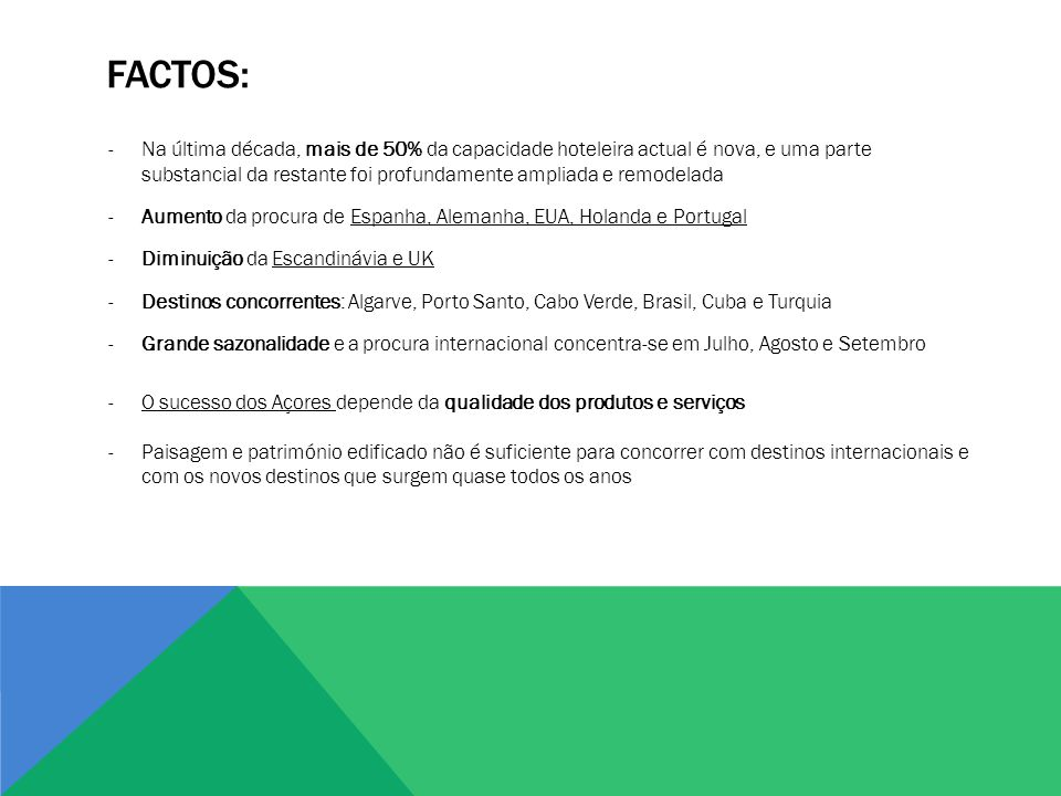 FACTOS: