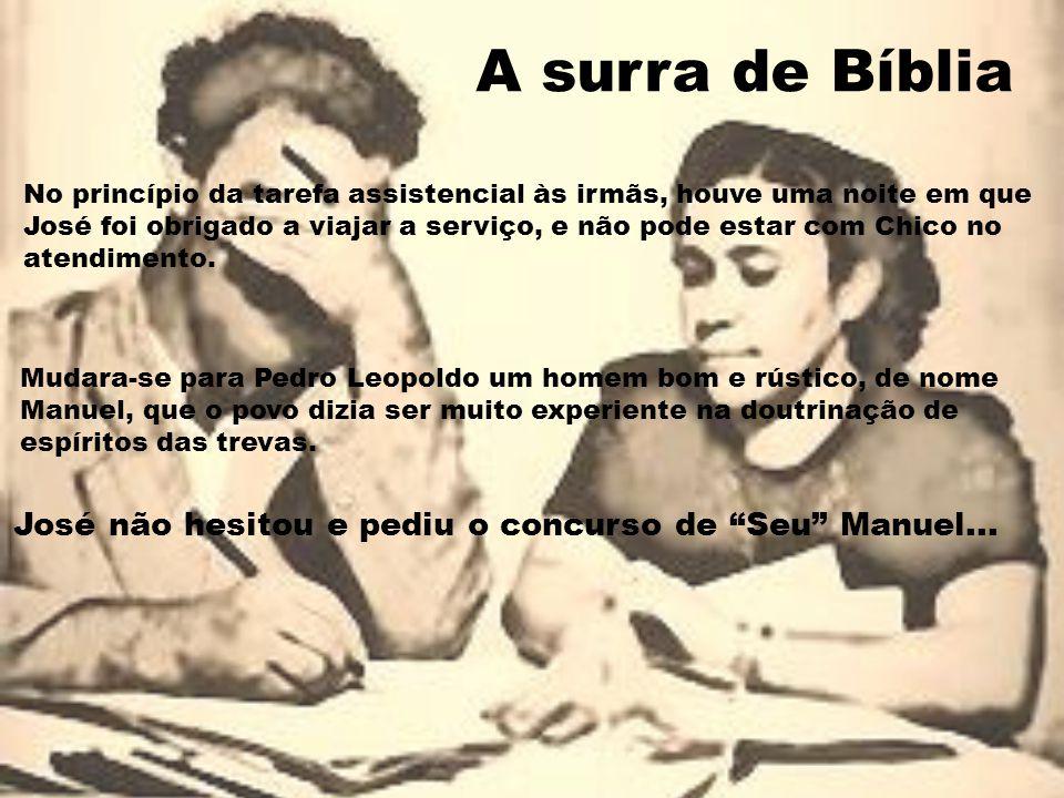 A surra de Bíblia