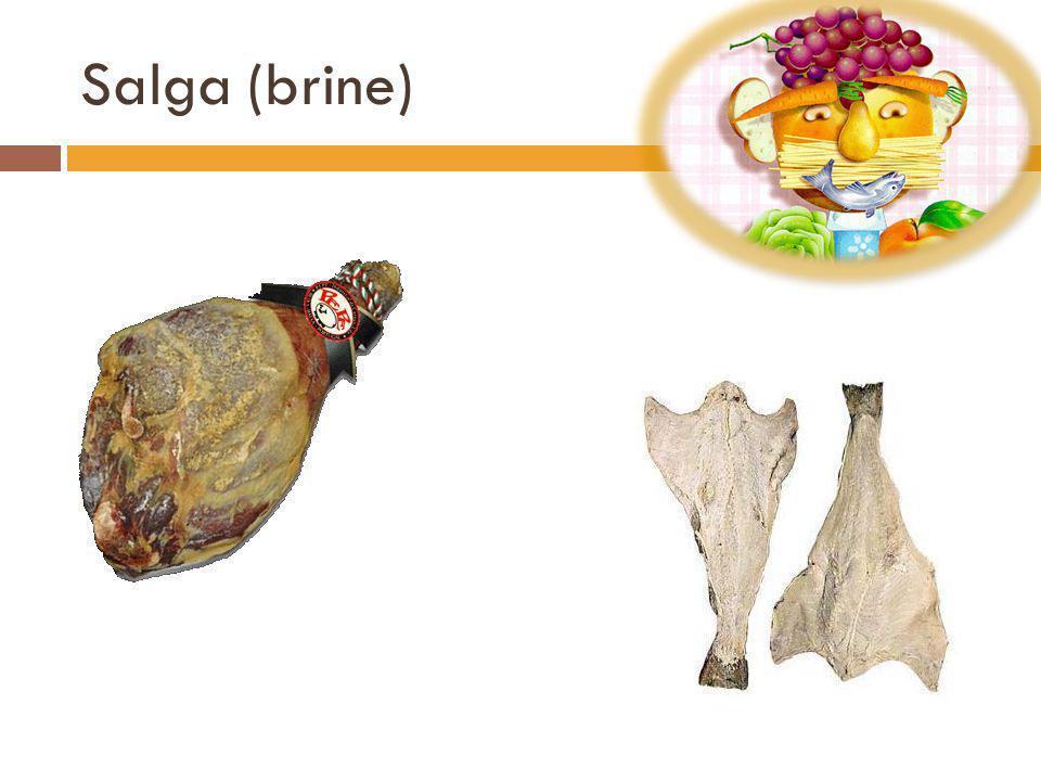 Salga (brine)