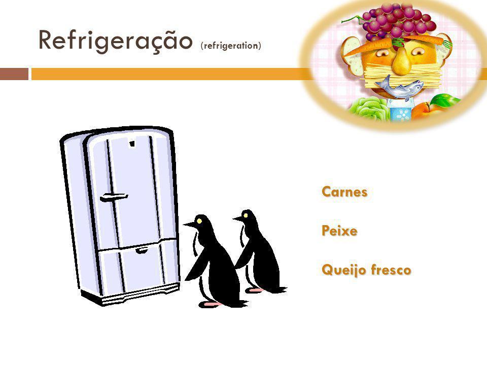 Refrigeração (refrigeration)