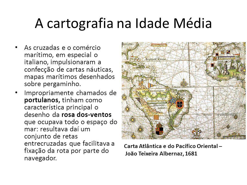 A cartografia na Idade Média