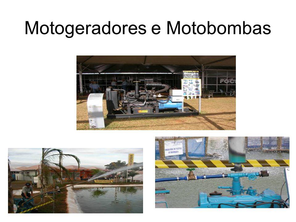 Motogeradores e Motobombas