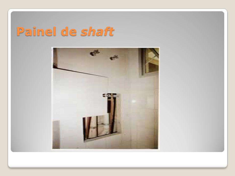 Painel de shaft