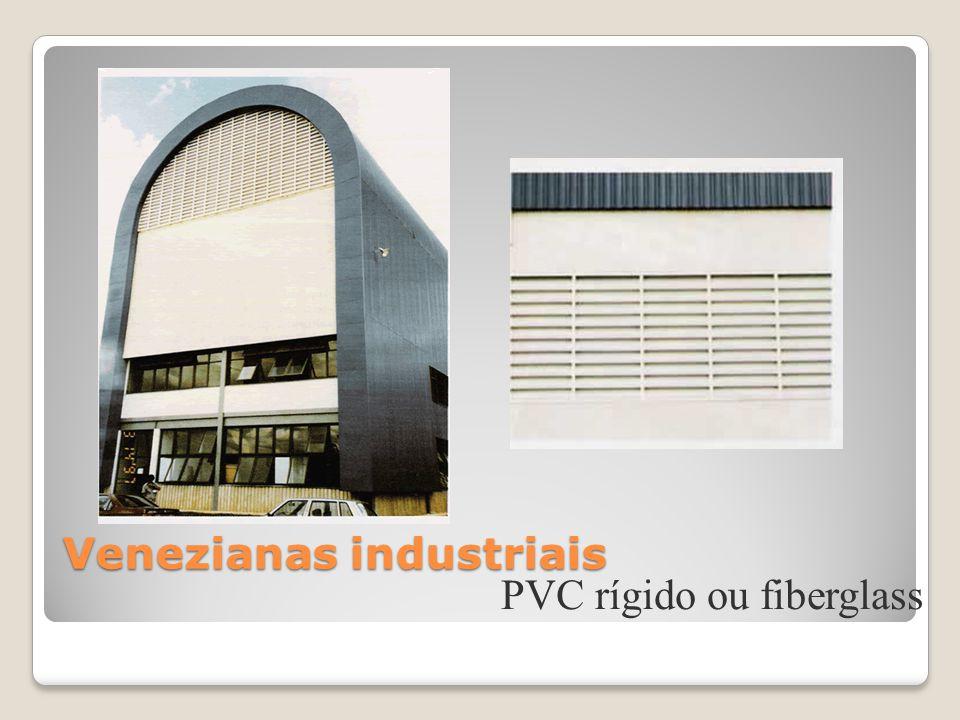 Venezianas industriais