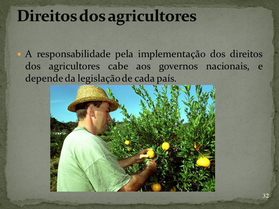 Direitos dos agricultores