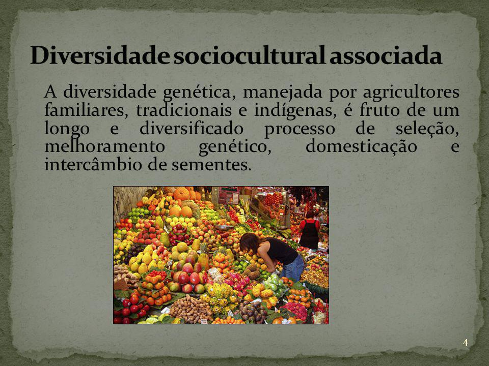 Diversidade sociocultural associada
