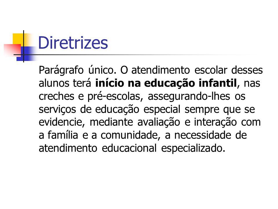 Diretrizes