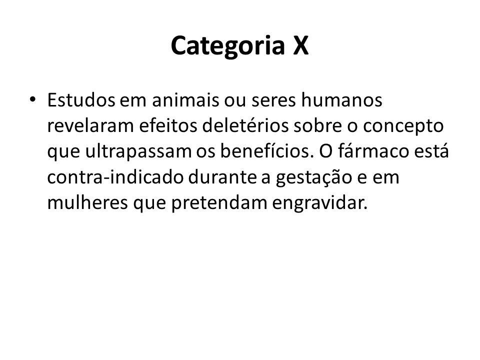 Categoria X