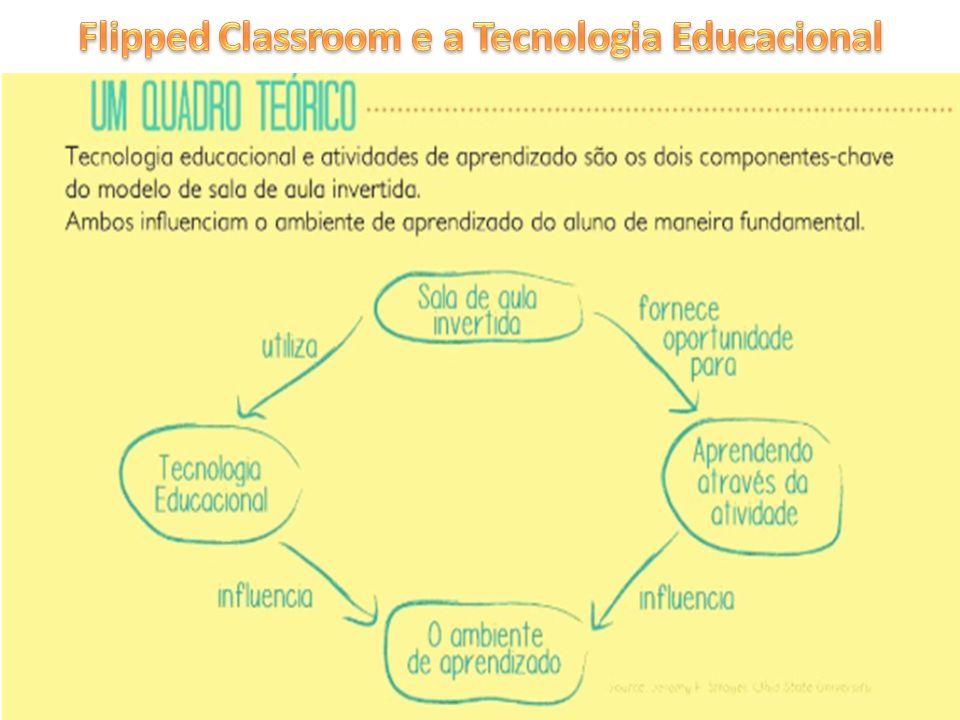 Flipped Classroom e a Tecnologia Educacional
