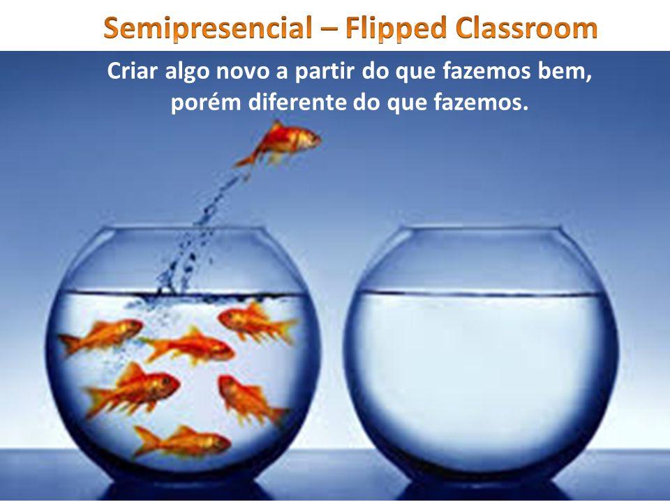Semipresencial – Flipped Classroom