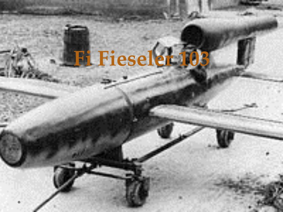 Fi Fieseler 103