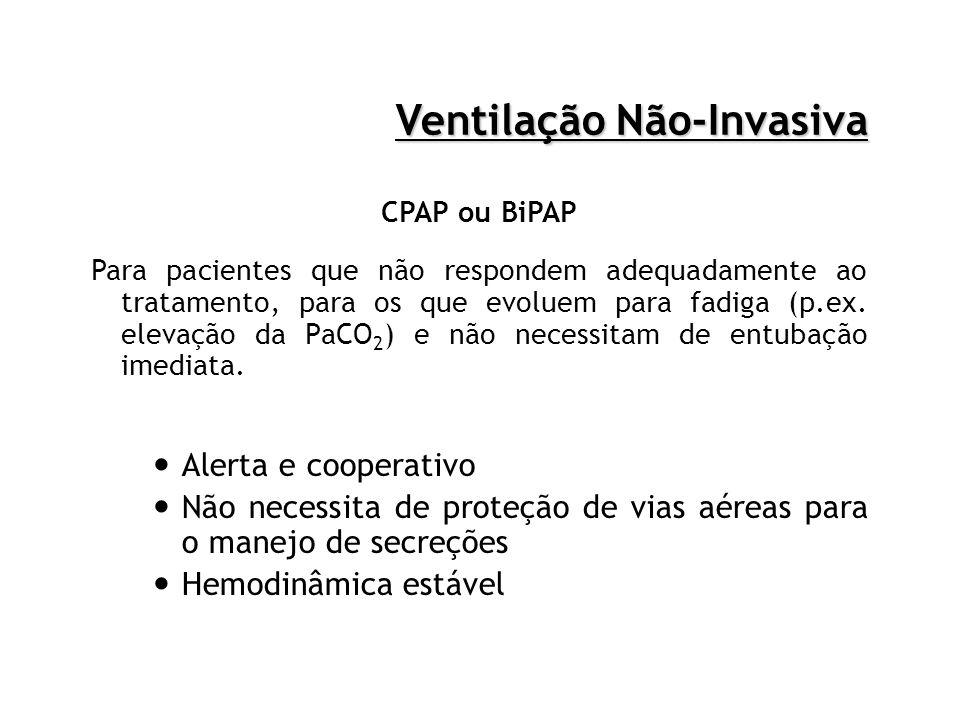 Ventilação Não-Invasiva